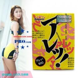 Bao Cao Su Gai Super Dots One Stage có gai nổi