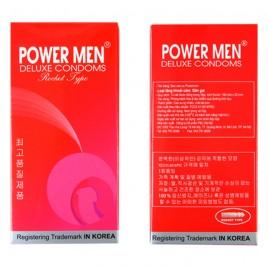 Bao Cao Su Powermen Rocket