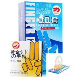 Bao Đeo Ngón Tay Giúp Đảm Bảo Vệ Sinh Vùng Âm Đạo Finger Q
