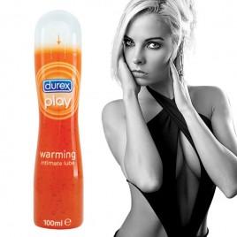 Gel bôi trơn Durex Warming - Gia vị cho cuộc yêu hoàn hảo - Vị ấm nồng nàn