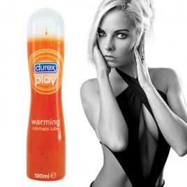 Gel bôi trơn Durex Warming hương vị nóng ấm