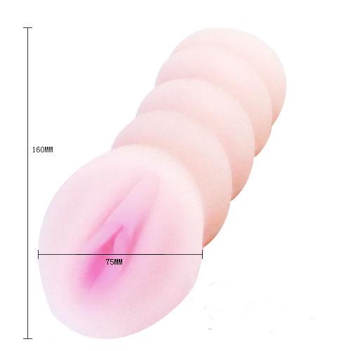 âm đạo giả trần ruột silicon bloom 1