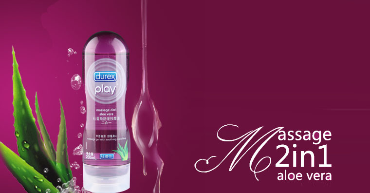 Gel Bôi Trơn Đa Năng Durex Massage Play 2 in 1  tăng khoái cảm 1
